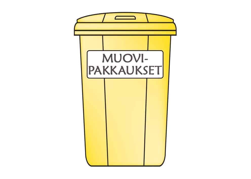 Muovipakkausastia