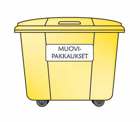 Muovipakkausket660l
