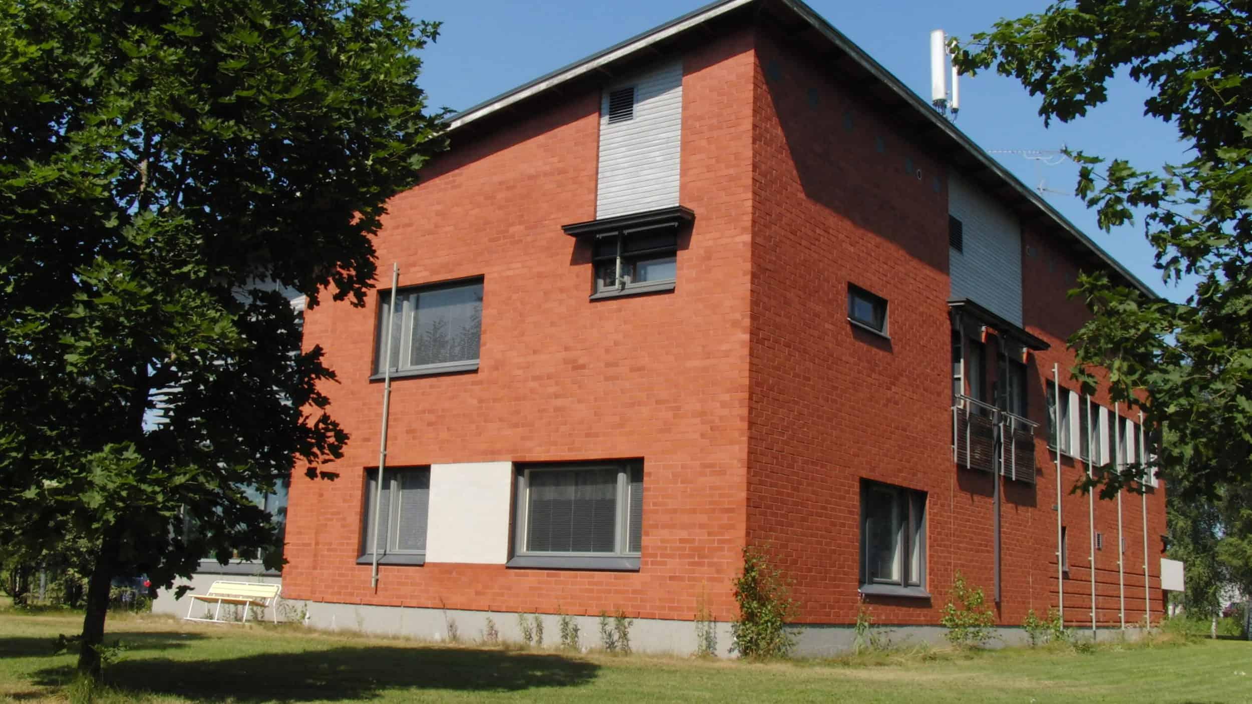 Julkinen rakennus